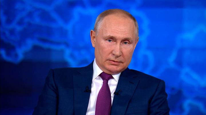 Газ, дороги, цены: о чем россияне просили Владимира Путина