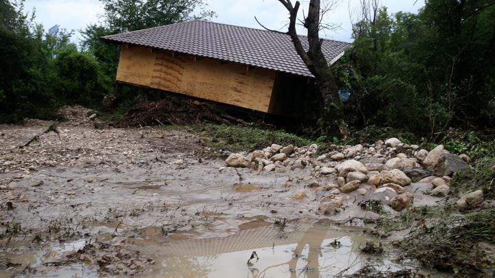 В Бахчисарайском районе полностью разрушены 5 домов