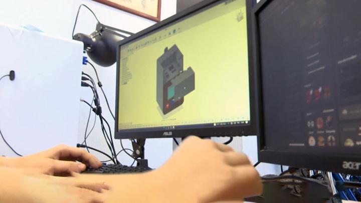 Школьник изобрел устройство для дистанционной регистрации показаний счетчиков