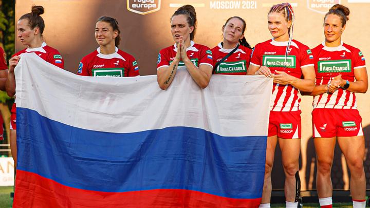 Олимпиада-2020. Названа заявка женской сборной России по регби-7