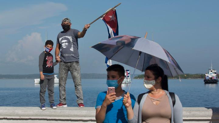 103 российскихтуриста смогли выйти из карантина на Кубе