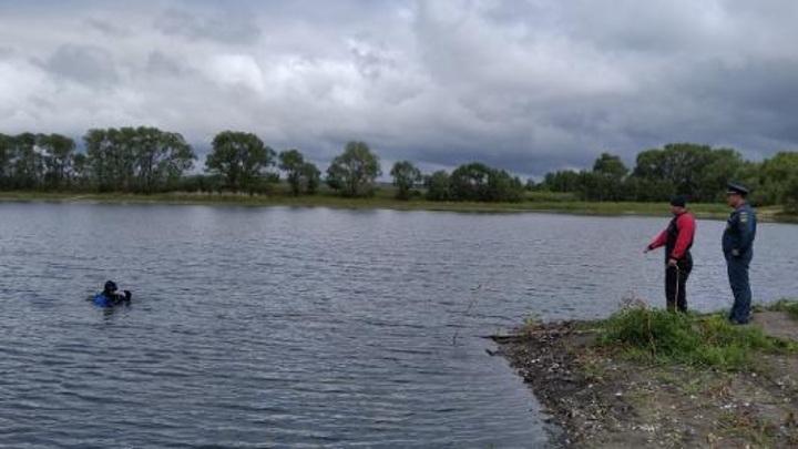 В Пензенской области водолазы не могут найти тело утонувшего мужчины