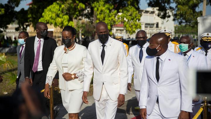 Супруга убитого президента Гаити умерла в больнице от ранений