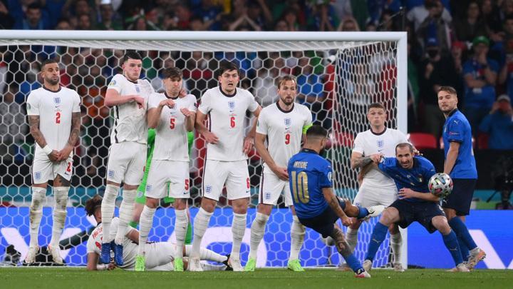 Евро-2020. Италия – Англия – 1:1 (3:2). Финал