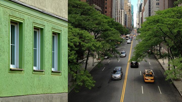 Прогулка вдоль зеленых стен беспокоит, вдоль озеленных растениями стен – успокаивает