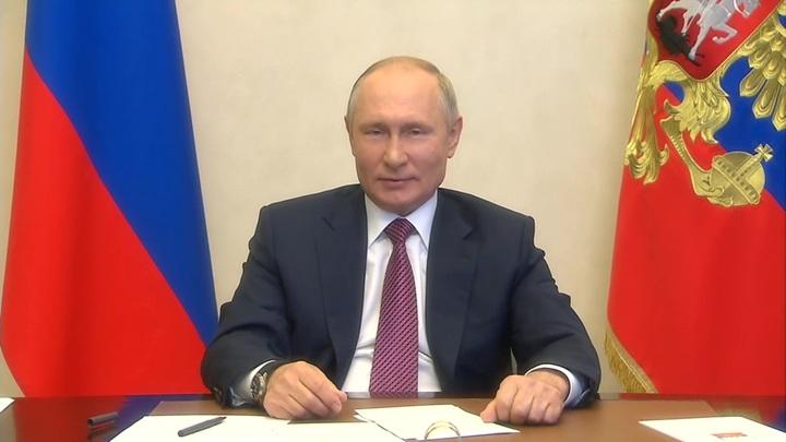 Путин: для развития России нужны новаторские предложения