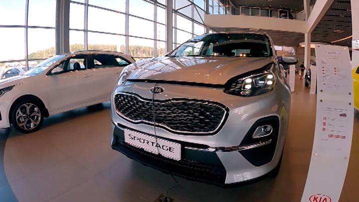 Цены на автомобили в России вырастут в среднем от 1 до 5%