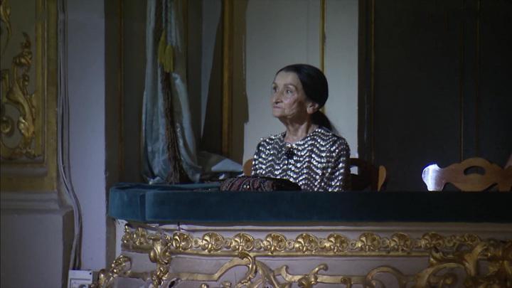 Юбилей Людмилы Ковалевой отметили в Мариинском театре. Балерине – 80 лет