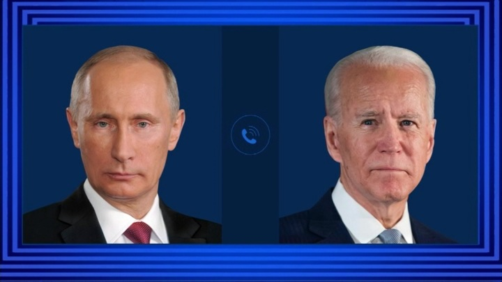 Разговор президентов: комментарии Кремля и Байдена