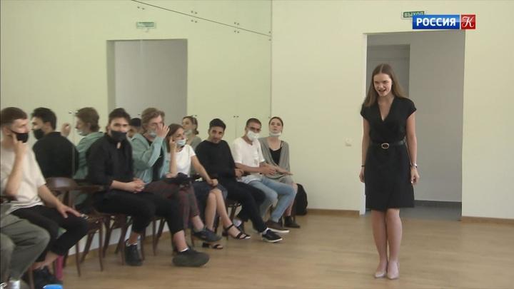 Сергей Голомазов набирает актерско-режиссерский курс в ГИТИСе