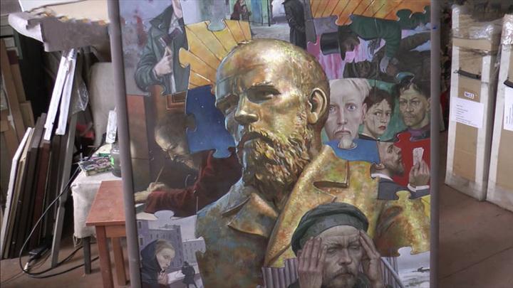 Персональная выставка Георгия Кичигина открылась вОмске