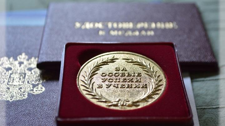 Школы Йошкар-Олы выпустили больше 100 медалистов