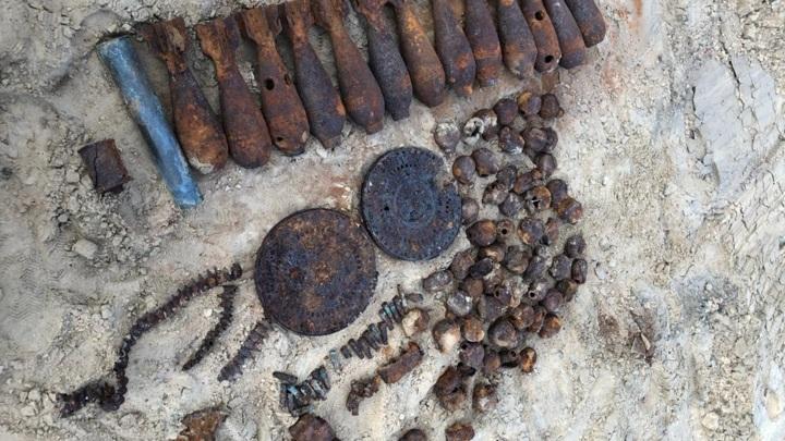 В Марий Эл жители частного дома нашли боеприпасы времен ВОВ