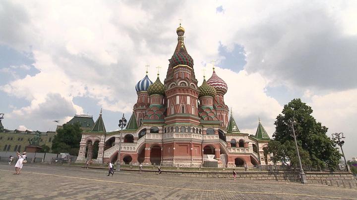 Теплая погода сохранится в Москве и области до конца июля