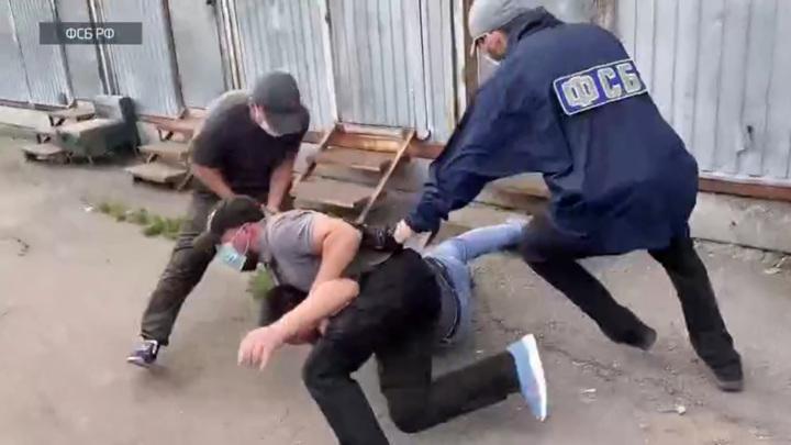 Теракт в людном месте предотвращен в Москве