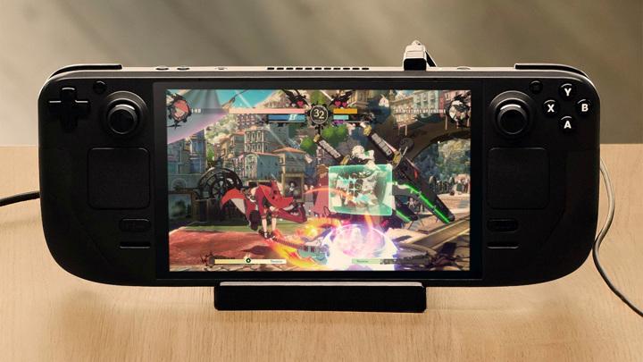 Valve анонсировала собственную портативную консоль