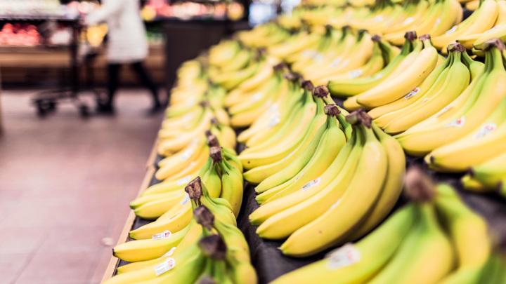 Цены на бананы в магазинах достигли максимума за последние пять лет