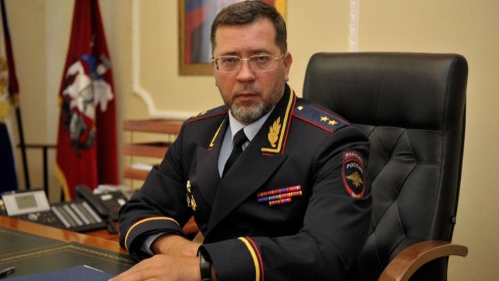 Генерал-лейтенант Храпов стал замглавы МВД