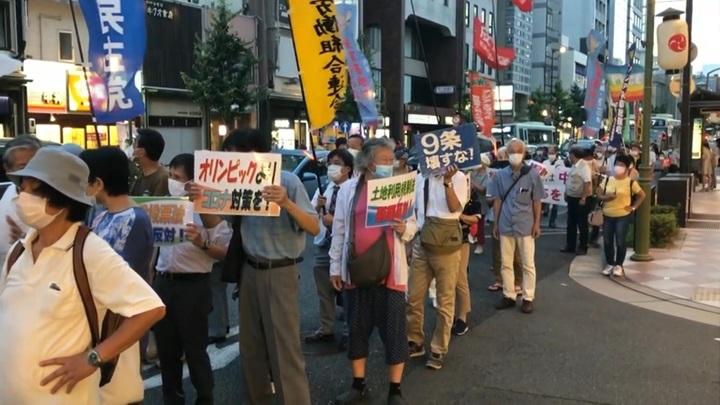 Здоровье важнее: японцы требуют отменить Игры