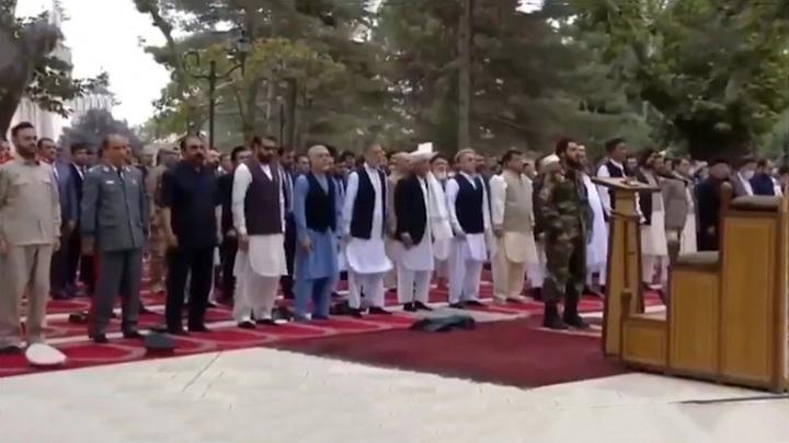 В Кабуле три ракеты упали рядом с президентским дворцом