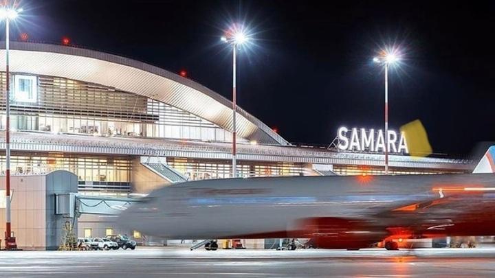 1,2 миллиона пассажиров принял самарский аэропорт за полгода