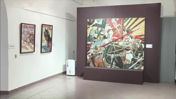 Выставка к 800-летию со дня рождения Александра Невского открылась в Ярославле