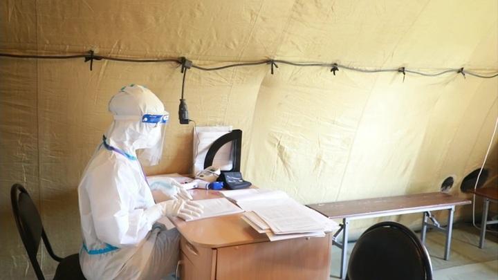Российские военные развернут в Московской области коронавирусный госпиталь