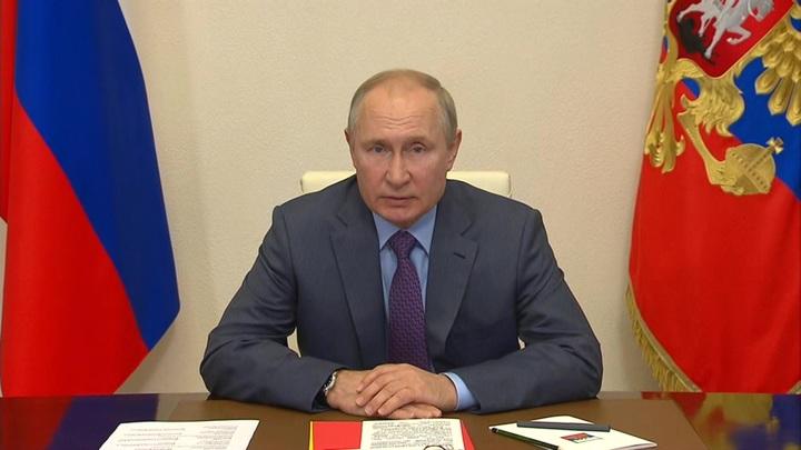 Путин поручил Мишустину обратить внимание на вопросы экономики на Курилах