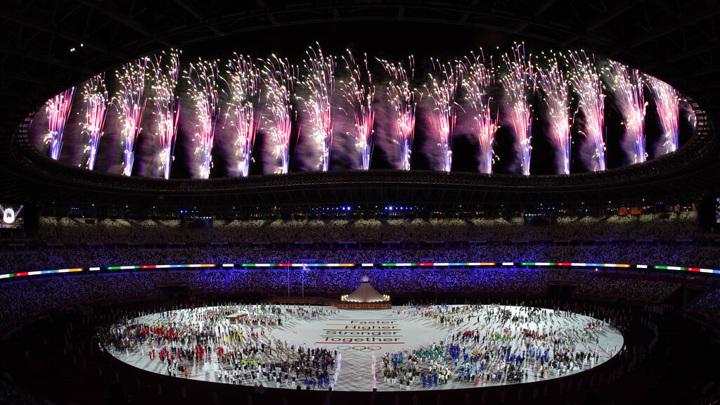 В Токио открылись 32 Летние Олимпийские игры