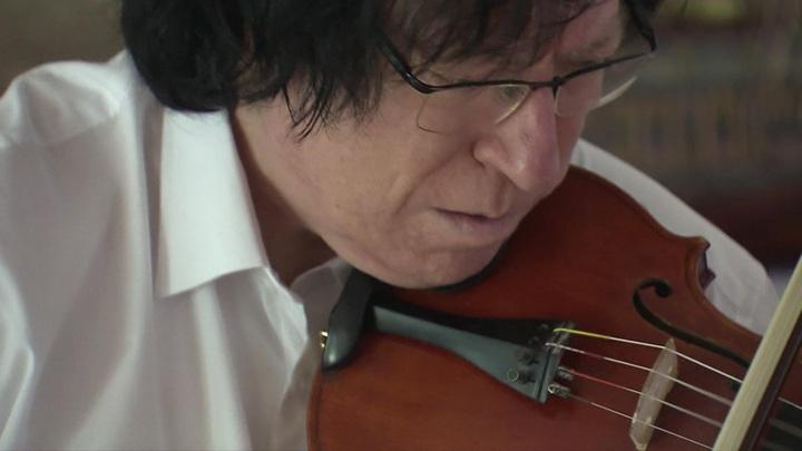 Скрипач и дирижер Максим Федотов отмечает 60-летие