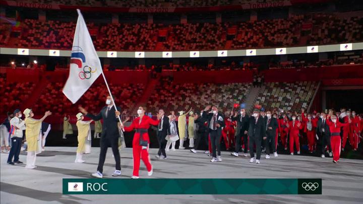 Парад дронов и массовые протесты. Чем запомнится открытие Олимпиады в Токио