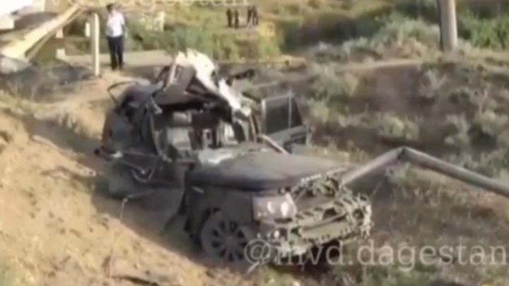 Житель Махачкалы погиб, разогнавшись до 230 километров в час
