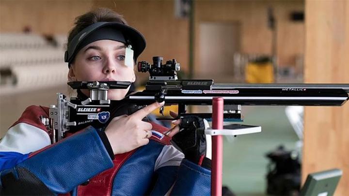 Первая медаль сборной ОКР – у Галашиной в стрельбе