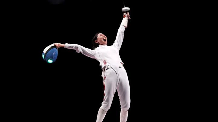 Китай возглавил медальный зачет Олимпиады после первого дня