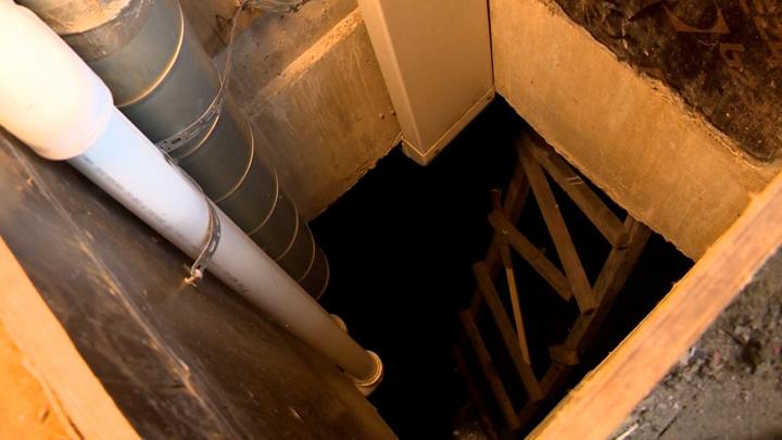 Тюрьма с крематорием: тайна подземного бункера
