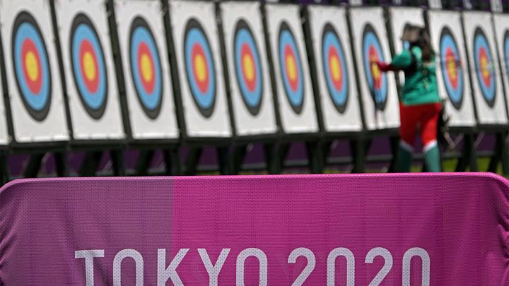 Лучницы ОКР вышли в полуфинал Олимпиады, всухую победив США