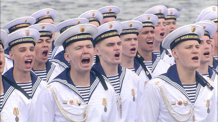 День ВМФ: страна чествует моряков