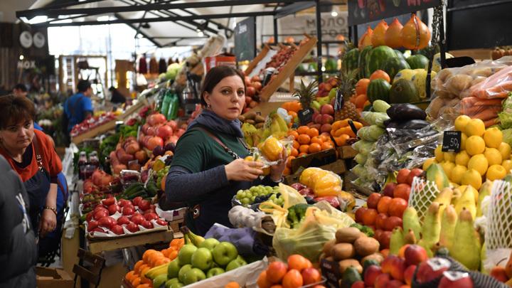 Турция пытается поставлять в Россию зараженные овощи и фрукты