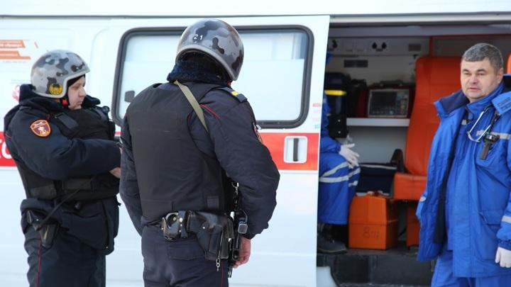 Челябинец напал на сотрудников скорой помощи