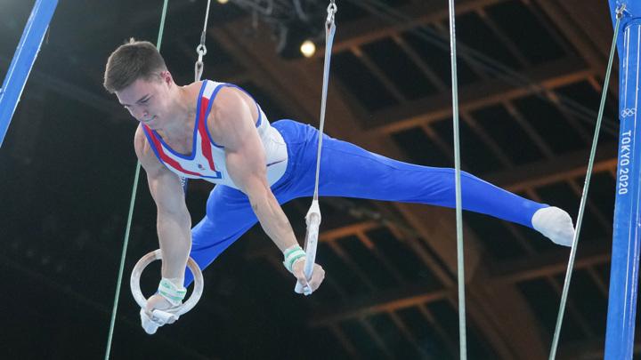Гимнаст Нагорный стал обладателем бронзовой медали