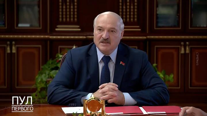 Лукашенко уволил представителя Белоруссии при ЕС