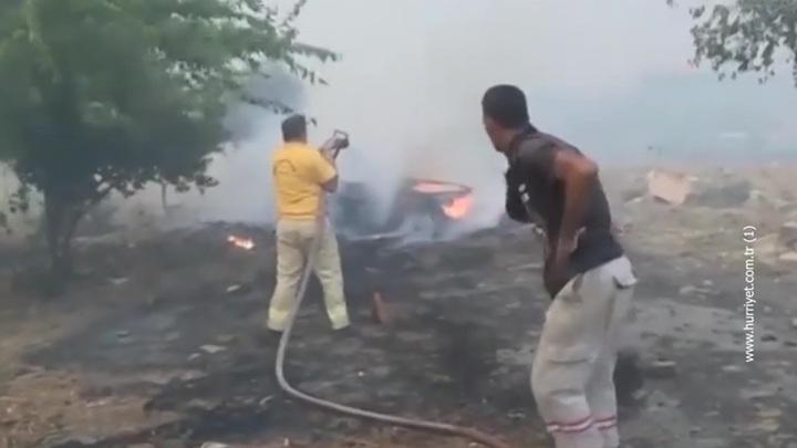 Генконсульство РФ в Анталье не рассматривало эвакуацию туристов из-за пожара