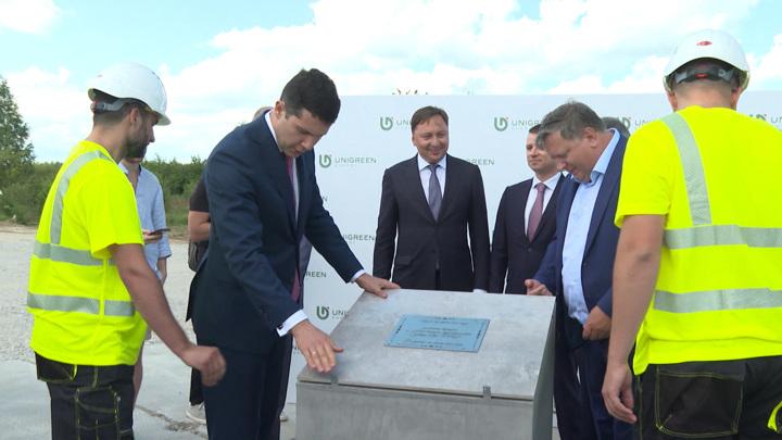 Уникальный завод по производству деталей для солнечных батарей появится в Калининградской области