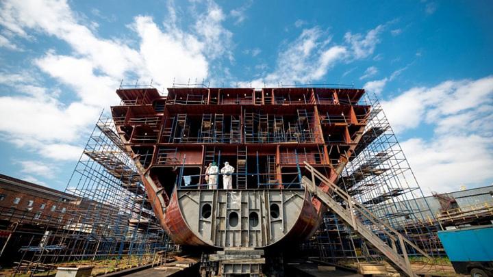 В августе в России заложат шесть кораблей и подлодок