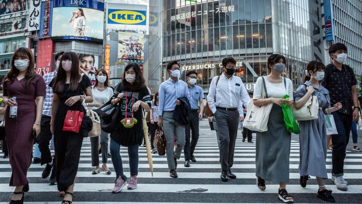 Игры в Японии сопровождаются коронавирусными максимумами