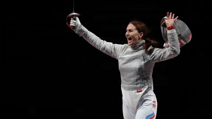Российские саблистки вышли в финал командного турнира Олимпиады