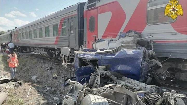 Железнодорожники восстановили движение поездов после аварии в Калужской области