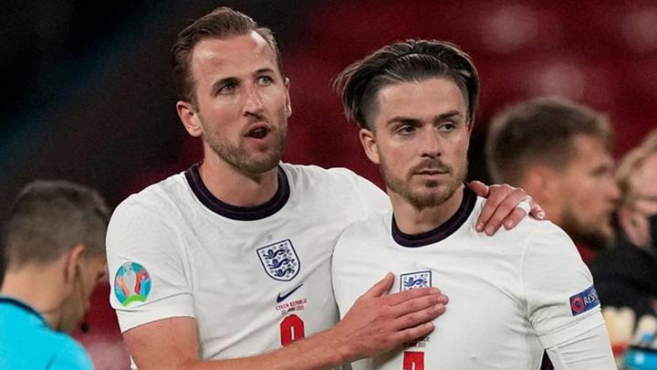 "Кейн и Грилиш могут объединиться в ""Манчестер Сити"""