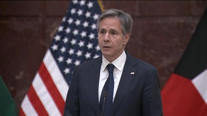Блинкен даст показания Сенату о выводе военных из Афганистана
