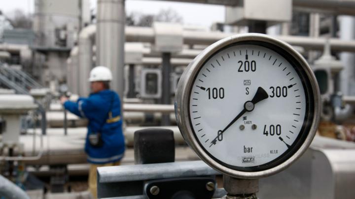 """""""Газпром"""" уменьшил закачку в подземные хранилища Европы"""